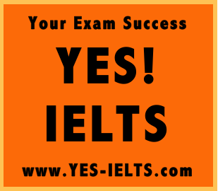 YES-IELTS Logo
