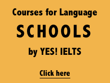 Courses for Language Schools