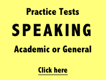 Speaking Academic or General