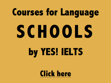 YES IELTS Courses for Language Schools