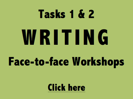 YES IELTS Task 1 and Task 2 Face-to-face Workshops