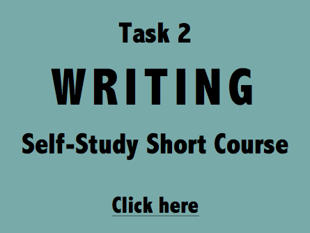 YES IELTS Self Study Writing