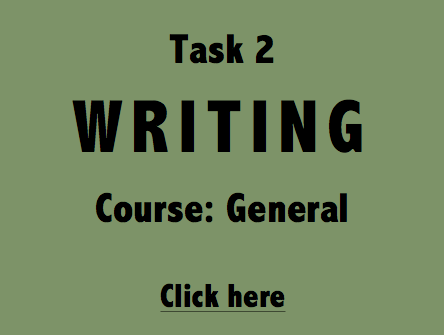 YES IELTS Writing Course Task 2 General