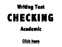 checking academic button